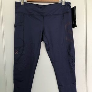 Virus International Stay Cool Compression 7/8 Pant